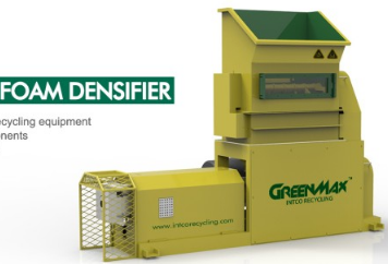 Polystyrene Products Intco Greenmax Recycling Eps Compactor